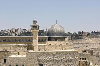 Al-Aqsa di Palestina